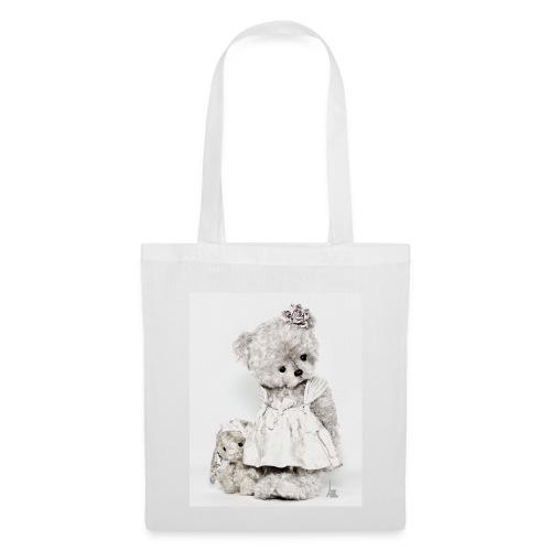 Tote Bag - teddy bear,ours en peluche,ours,nounours,les petits lutéciens