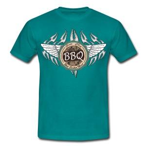 Grillmeister BBQ Chef - Männer T-Shirt