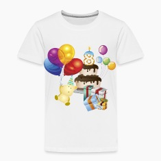 8th Birthday Tshirt