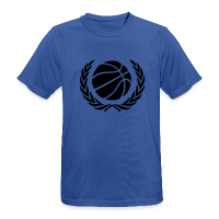 Men's Breathable T-Shirt with design Basketball Champion