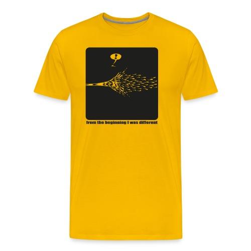 I am different - Männer Premium T-Shirt