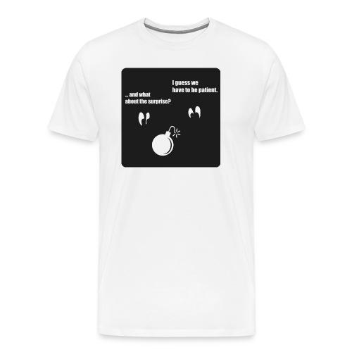 The Surprise - Männer Premium T-Shirt