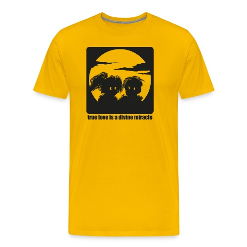 true love - Männer Premium T-Shirt
