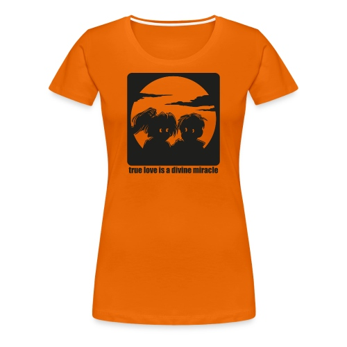 Wahre Liebe - Frauen Premium T-Shirt