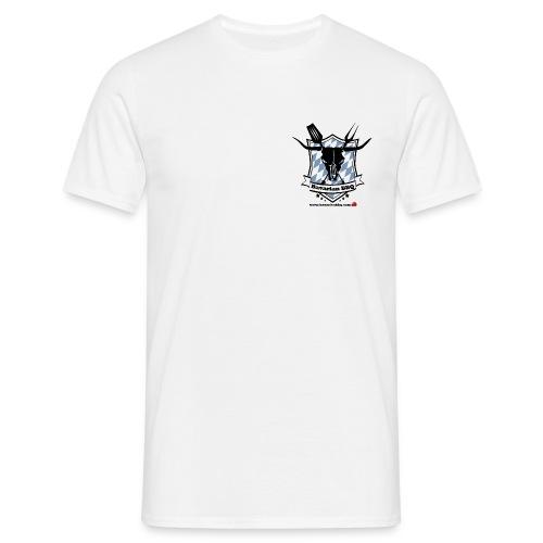 BBQ-Shirt Logo beide Seiten - Männer T-Shirt