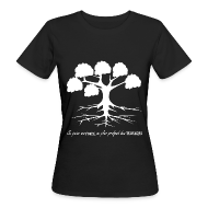 Tee shirts ~ Tee shirt Bio Femme ~ Numéro de l'article 105219339