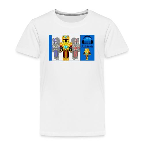 adriexis og to - Premium T-skjorte for barn
