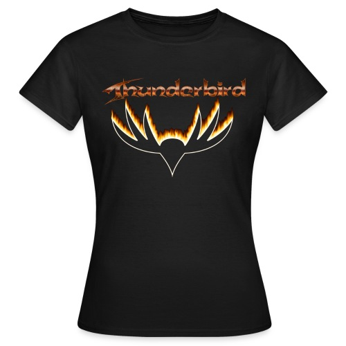 Thunderbird - just for girls - Frauen T-Shirt