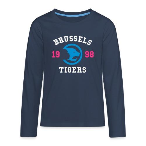 Tigers 1998 LS Tee - Teenagers' Premium Longsleeve Shirt