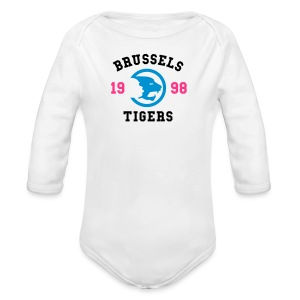 Tigers 1998 Baby - Longlseeve Baby Bodysuit