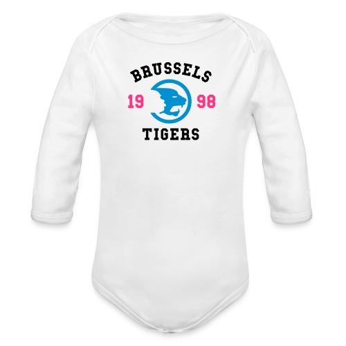 Tigers 1998 Baby - Organic Longsleeve Baby Bodysuit