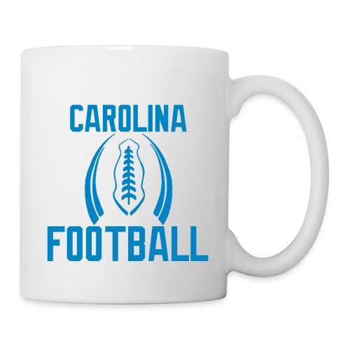 Carolina Football Tasse - Tasse
