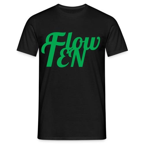 FlowTen Men's T-Shirt Neon Edition - Men's T-Shirt
