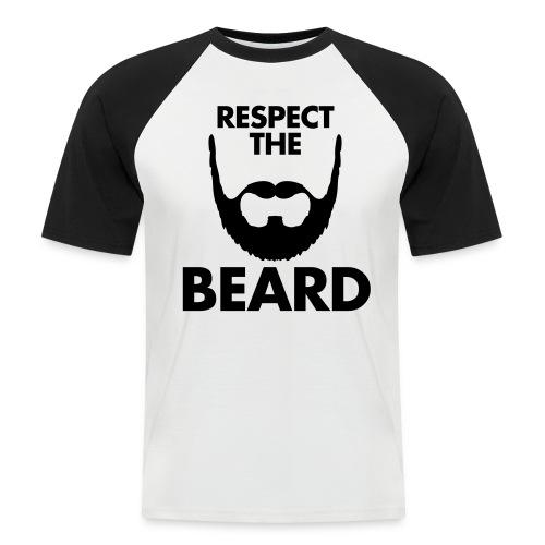 Beard Master - Men's Baseball T-Shirt