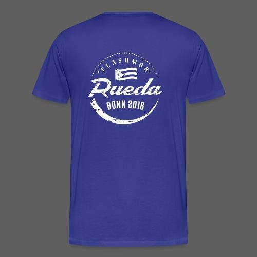 Herren T-Shirt blau - Männer Premium T-Shirt