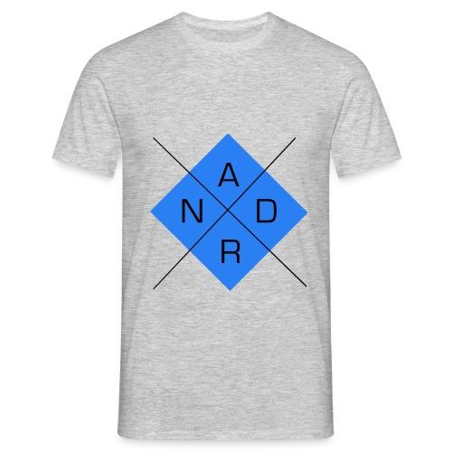 ADNR Bleu - T-shirt Homme