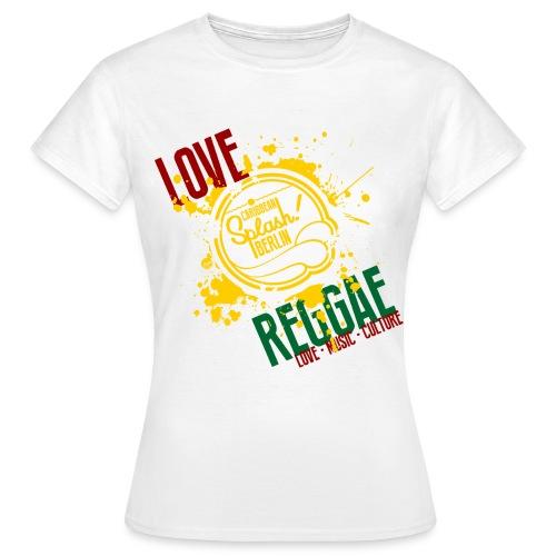 LMC REGGAE wht wmn - Frauen T-Shirt