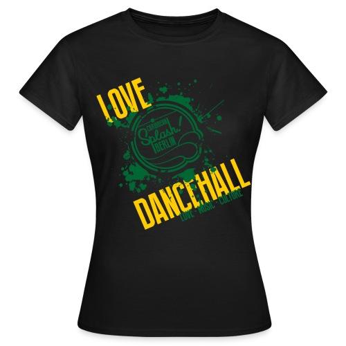 LMC DANCEHALL blck wmn - Frauen T-Shirt
