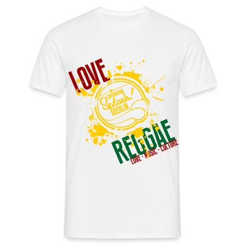 LMC REGGAE wht - Männer T-Shirt
