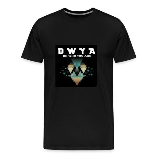 BWYA Herrenshirt - Explosion - Männer Premium T-Shirt