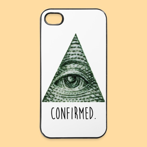 Die Illuminaten-Hülle - iPhone 4/4s Hard Case