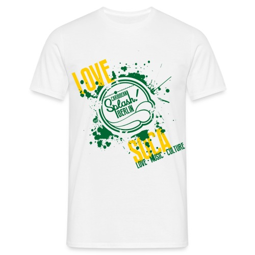 LMC SOCA wht - Männer T-Shirt
