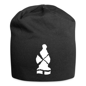 Silent Bishop beanie. For cold weather, or not. - Jersey-Beanie