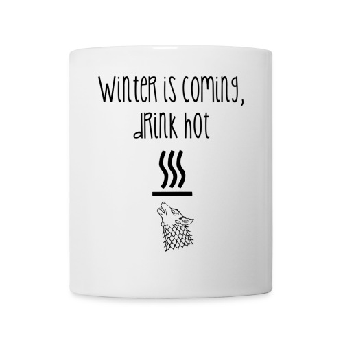 Winter is Coming Mug - Taza