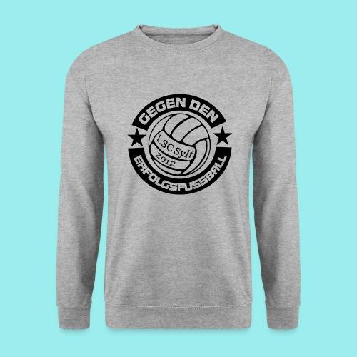 SCS | Pullover Gegen Erfolgsfussball - Männer Pullover