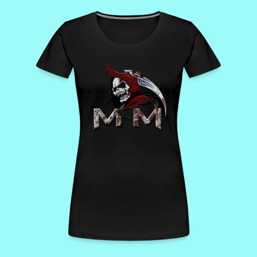 Female Memento Moriendo T-shirt - Women's Premium T-Shirt