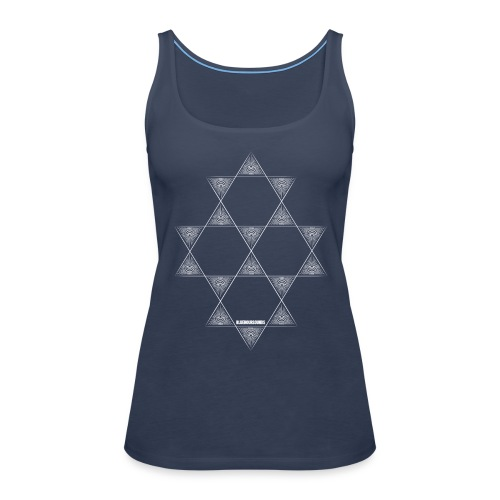 Blue Star TankTop - Women's Premium Tank Top
