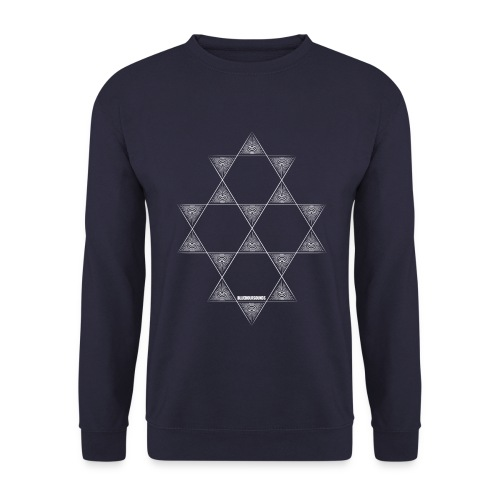 Blue Star Pullover - Men's Sweatshirt