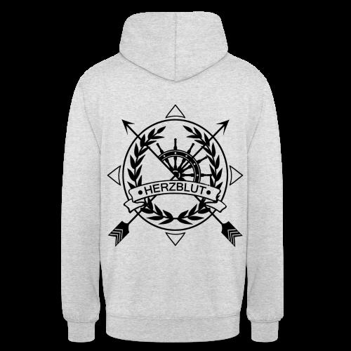 Herzblut Arrows - Unisex Hoodie