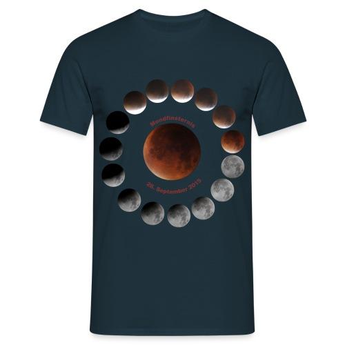 Mondfinsternis 2015 - Männer T-Shirt