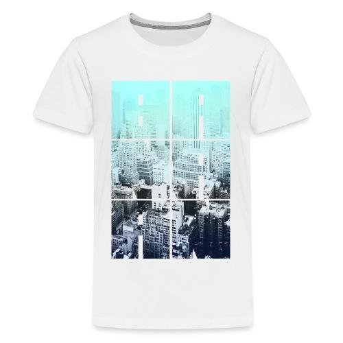 BANAAN/05 tienershirt - Teenager Premium T-shirt