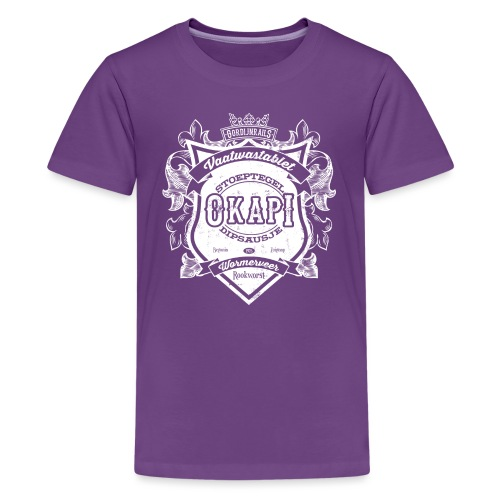 Okapi tienershirt - Teenager Premium T-shirt