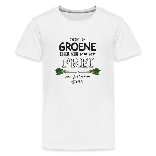 Prei tienershirt - Teenager Premium T-shirt