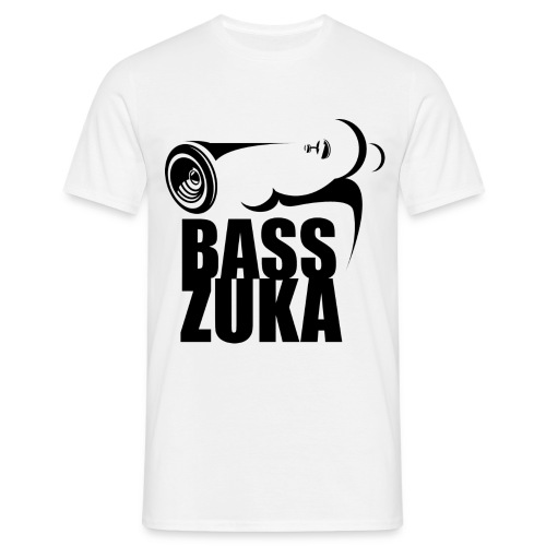BassZuka T-Shirt Men  - Männer T-Shirt