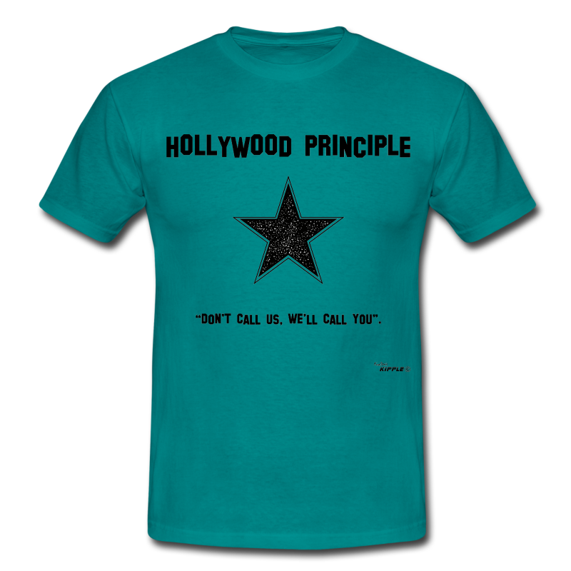 Hollywood Principle - Men's T-Shirt