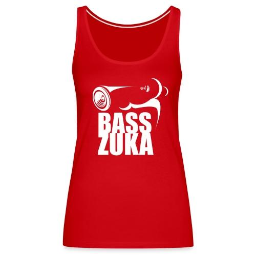 BassZuka Tank Top Women - Frauen Premium Tank Top