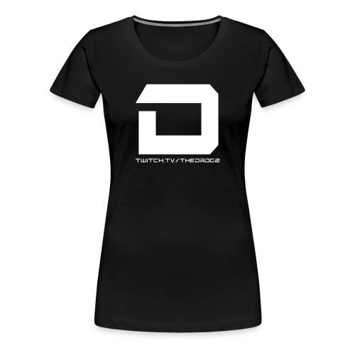 Dr Logo Shirt Women - Women's Premium T-Shirt