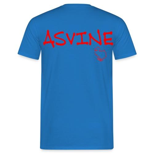 Asvine - T-shirt Homme
