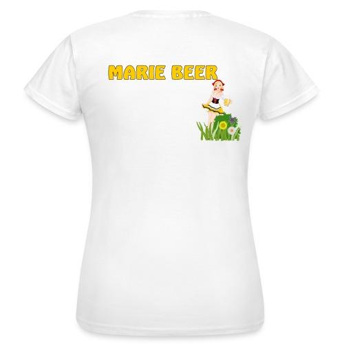 Marie - T-shirt Femme