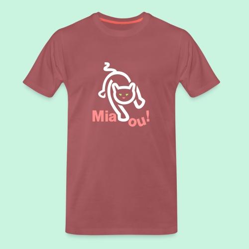 Miaou! - Männer Premium T-Shirt