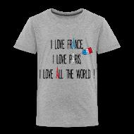 Tee shirts ~ T-shirt Premium Enfant ~ Numéro de l'article 105239889