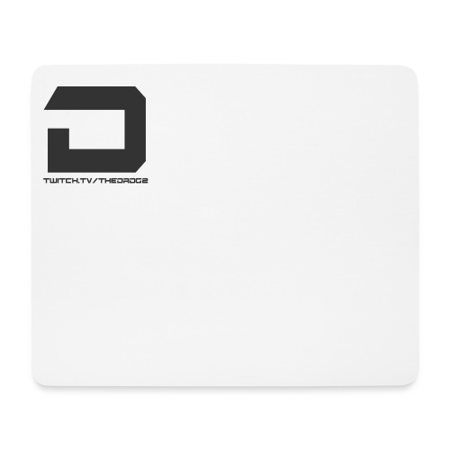 Dr Logo Mouse Pad - Mouse Pad (horizontal)