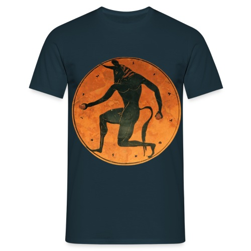 The Minotaur - Men's T-Shirt