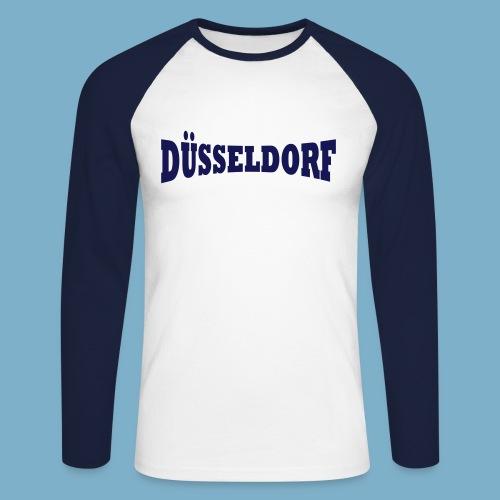 Düsseldorf  - Männer Baseballshirt langarm