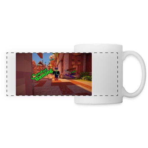 Candor YT Banner Mug - Panoramic Mug