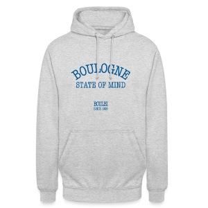 Sweet mixte Boulogne State of Mind - Sweat-shirt à capuche unisexe